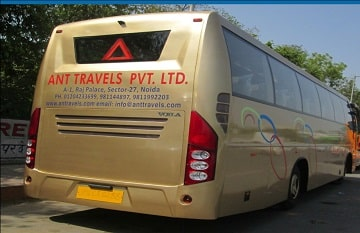 41 Seater Luxury Coach