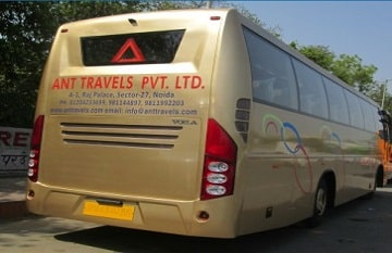 41 Seater  Volvo Coach